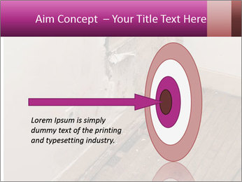 Rotten Wall PowerPoint Template - Slide 83