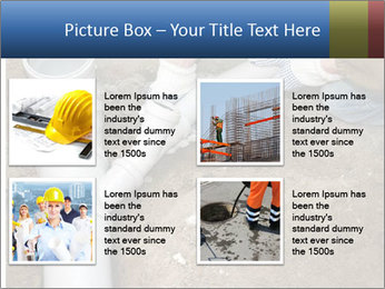 Rotten Pipe PowerPoint Template - Slide 14
