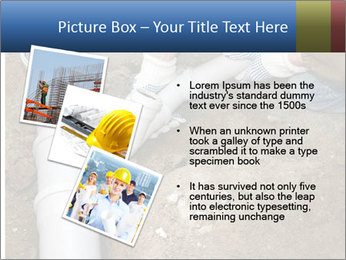 Rotten Pipe PowerPoint Template - Slide 17