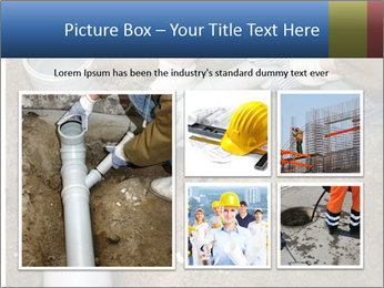 Rotten Pipe PowerPoint Template - Slide 19