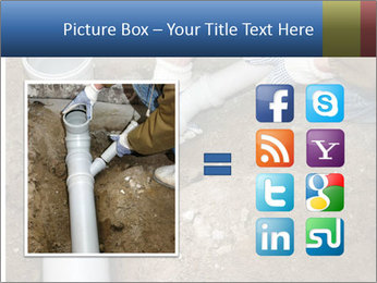 Rotten Pipe PowerPoint Template - Slide 21