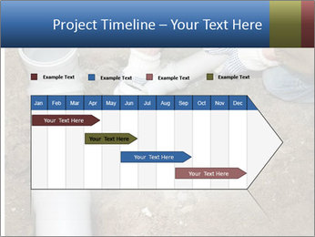 Rotten Pipe PowerPoint Template - Slide 25