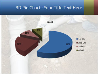 Rotten Pipe PowerPoint Template - Slide 35