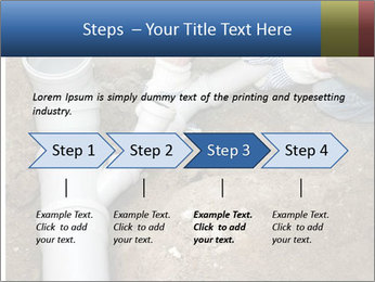 Rotten Pipe PowerPoint Template - Slide 4