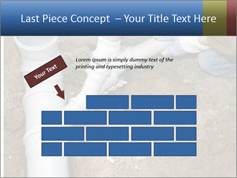 Rotten Pipe PowerPoint Template - Slide 46