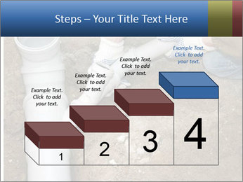 Rotten Pipe PowerPoint Template - Slide 64