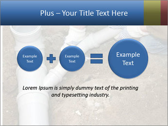 Rotten Pipe PowerPoint Template - Slide 75