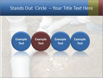 Rotten Pipe PowerPoint Template - Slide 76