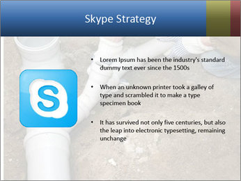 Rotten Pipe PowerPoint Template - Slide 8