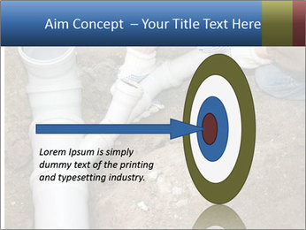 Rotten Pipe PowerPoint Template - Slide 83