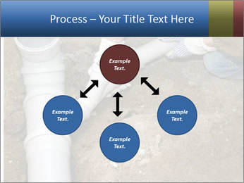 Rotten Pipe PowerPoint Template - Slide 91