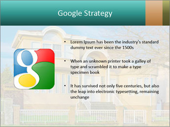 Grand House PowerPoint Template - Slide 10