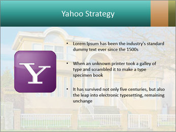 Grand House PowerPoint Template - Slide 11