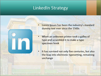 Grand House PowerPoint Template - Slide 12