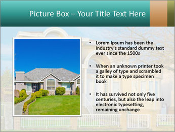 Grand House PowerPoint Template - Slide 13