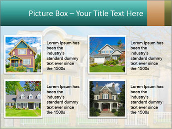 Grand House PowerPoint Template - Slide 14