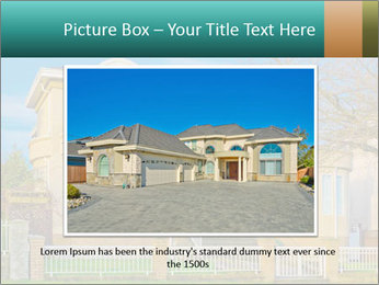 Grand House PowerPoint Template - Slide 15
