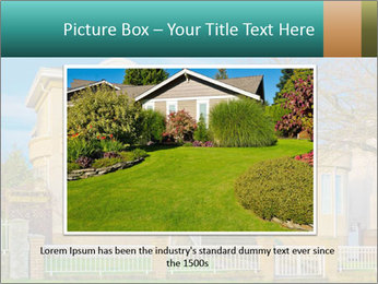 Grand House PowerPoint Template - Slide 16