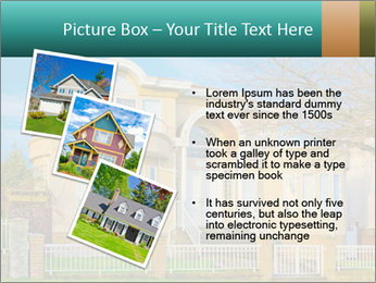 Grand House PowerPoint Template - Slide 17