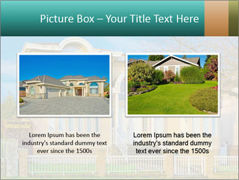 Grand House PowerPoint Template - Slide 18