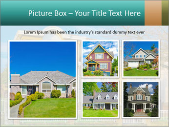 Grand House PowerPoint Template - Slide 19