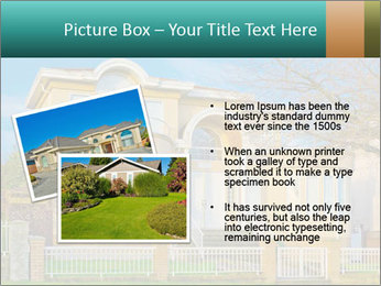 Grand House PowerPoint Template - Slide 20