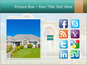 Grand House PowerPoint Template - Slide 21