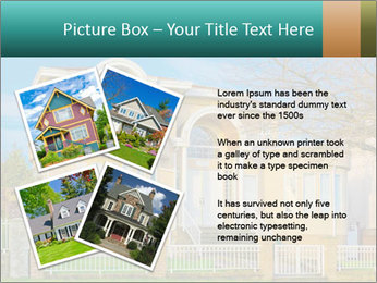 Grand House PowerPoint Templates - Slide 23