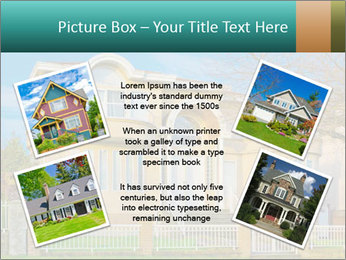 Grand House PowerPoint Templates - Slide 24
