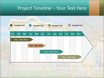 Grand House PowerPoint Templates - Slide 25