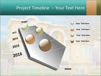 Grand House PowerPoint Templates - Slide 26