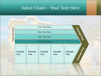 Grand House PowerPoint Template - Slide 27
