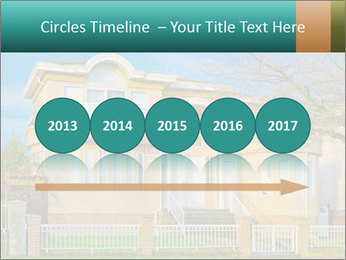 Grand House PowerPoint Templates - Slide 29