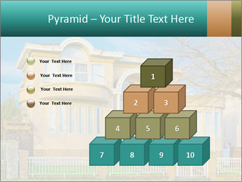 Grand House PowerPoint Templates - Slide 31