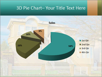 Grand House PowerPoint Template - Slide 35