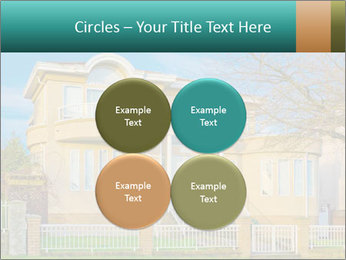 Grand House PowerPoint Template - Slide 38