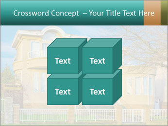 Grand House PowerPoint Templates - Slide 39