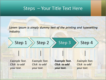 Grand House PowerPoint Template - Slide 4