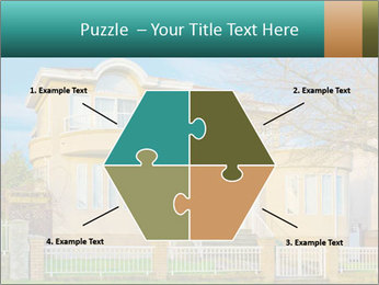 Grand House PowerPoint Template - Slide 40