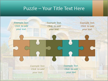Grand House PowerPoint Template - Slide 41
