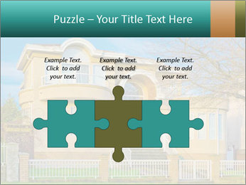 Grand House PowerPoint Templates - Slide 42