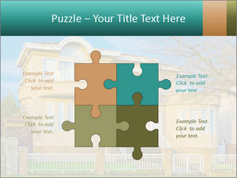 Grand House PowerPoint Template - Slide 43