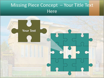 Grand House PowerPoint Template - Slide 45