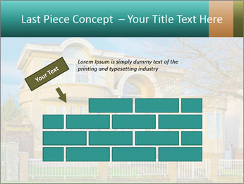 Grand House PowerPoint Template - Slide 46