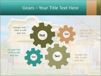 Grand House PowerPoint Templates - Slide 47