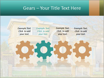 Grand House PowerPoint Template - Slide 48