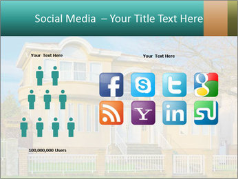 Grand House PowerPoint Template - Slide 5