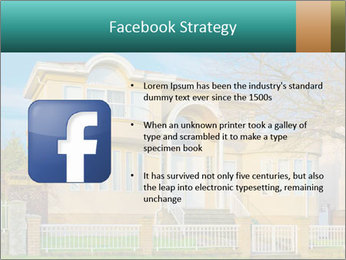 Grand House PowerPoint Templates - Slide 6