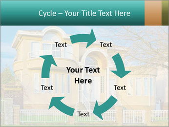 Grand House PowerPoint Templates - Slide 62