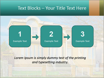 Grand House PowerPoint Templates - Slide 71